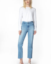 J Brand Jules High Rise Straight Marcella