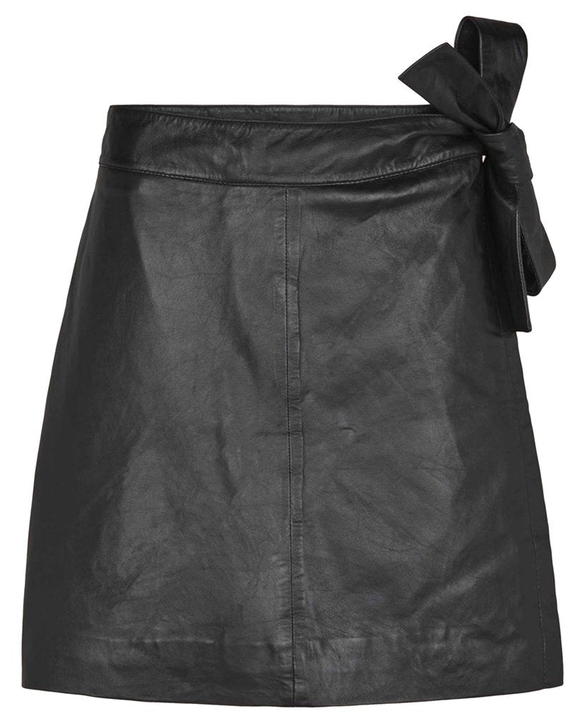Second Female Melvin Skirt in Black