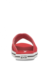 Converse One Star Canvas Sandal Enamel Red
