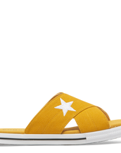 Converse One Star Canvas Sandal Sunflower