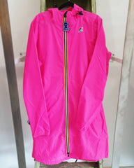 K-way Le Vrai 3.0 Eiffel Jacket Fluo Fuschia