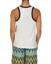 M Missoni Tank Multi Chevron