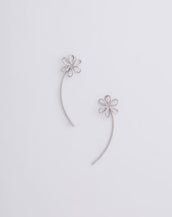 Miro Miro Anais Earrings in Silver