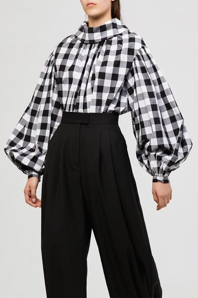 Acler Kieves Blouse Gingham