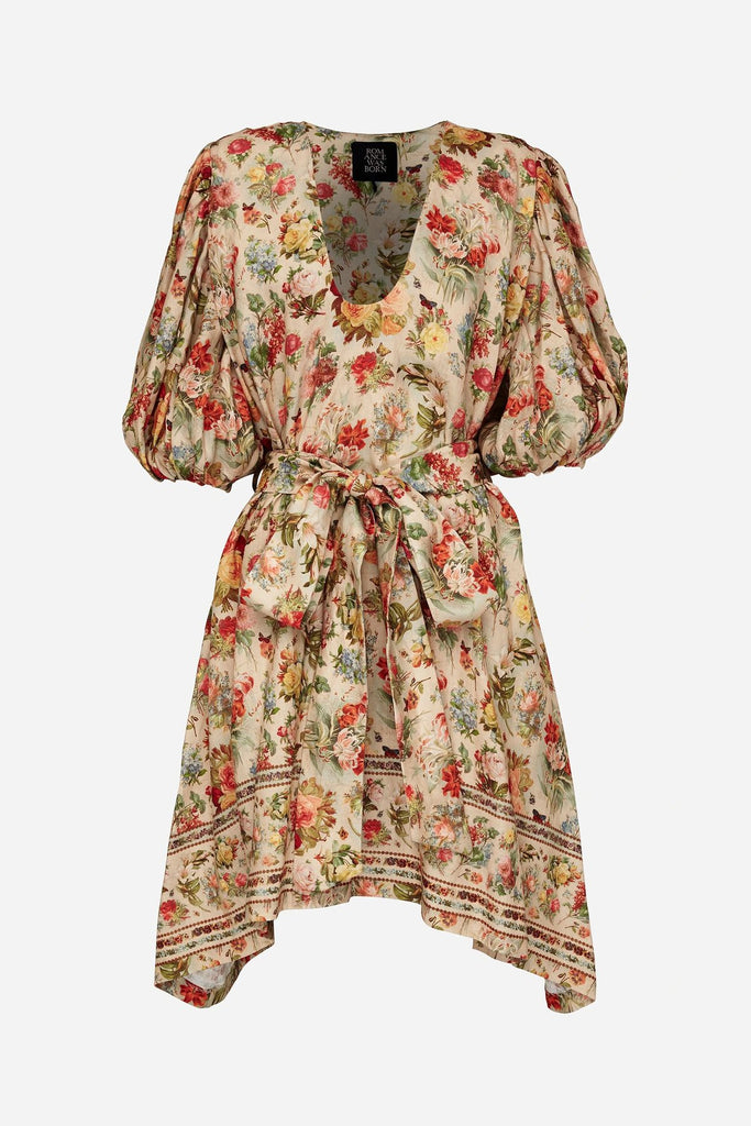 Romance Was Born Foxworth Hall Bed Dress Floral