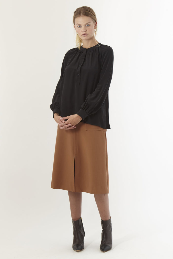 Kate Sylvester Hope Blouse Black