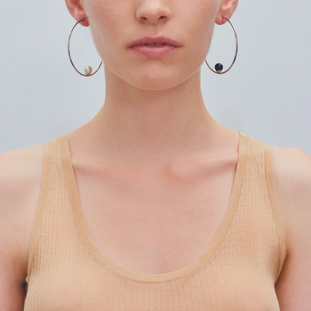 Justine Clenquet Keith Earrings