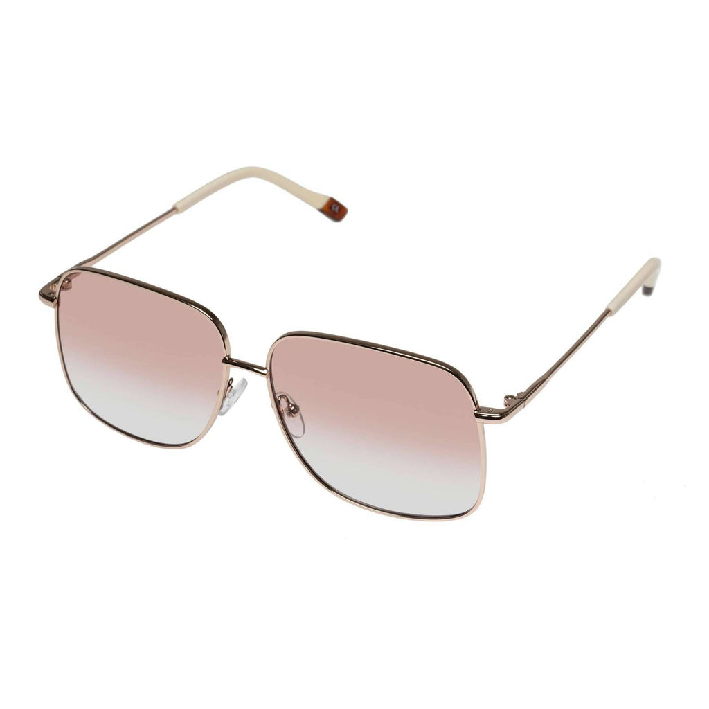 Le Specs / Equilibrium Sunglasses / Gold Tan