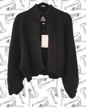 I Love Mr Mittens Maxi Balloon Bomber Black