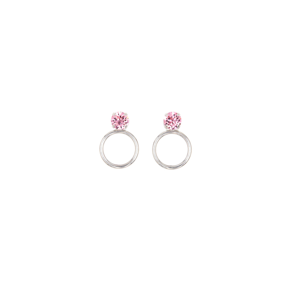 Justine Clenquet Pat Earrings