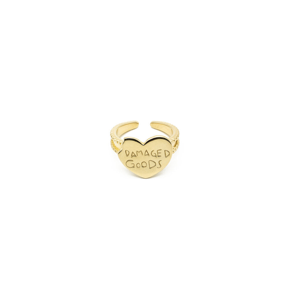 Jukes Street Jamie Ring One Size Adjustable