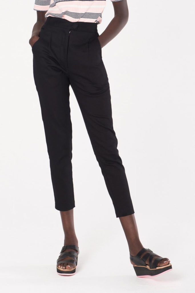 Kuwaii Winter Tailored Pant Black