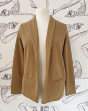Yerse Smoking Jacket Camel