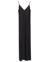 Kowtow / Ada Long Slip Dress / Black