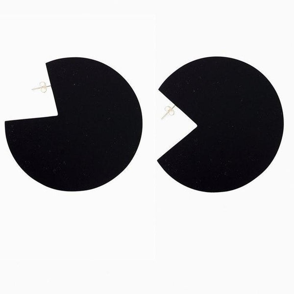Alexandra Blak / Fever Earrings / Black