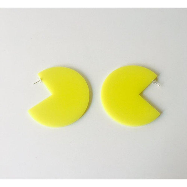 Alexandra Blak / Fever Earrings / Yellow