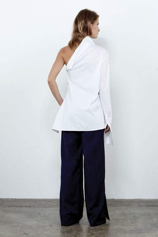 Anna Quan Ida Top in White