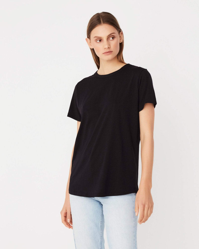 Assembly Label Everyday Tee Black