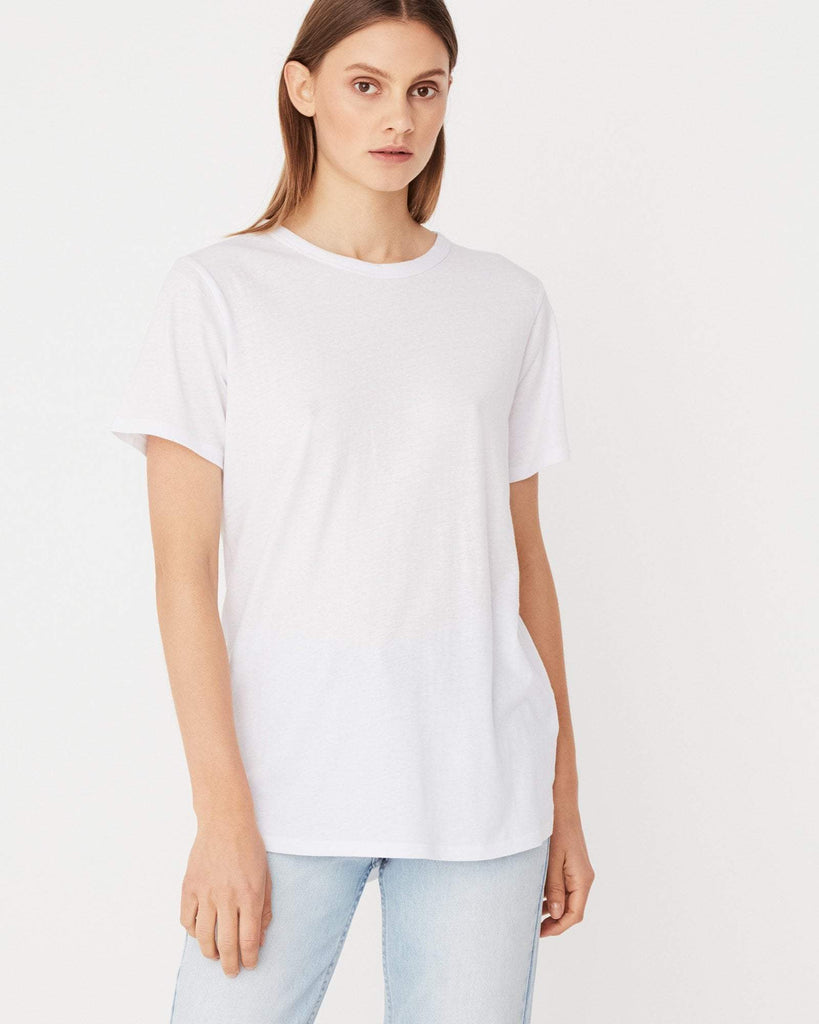 Assembly Label Everyday Tee White
