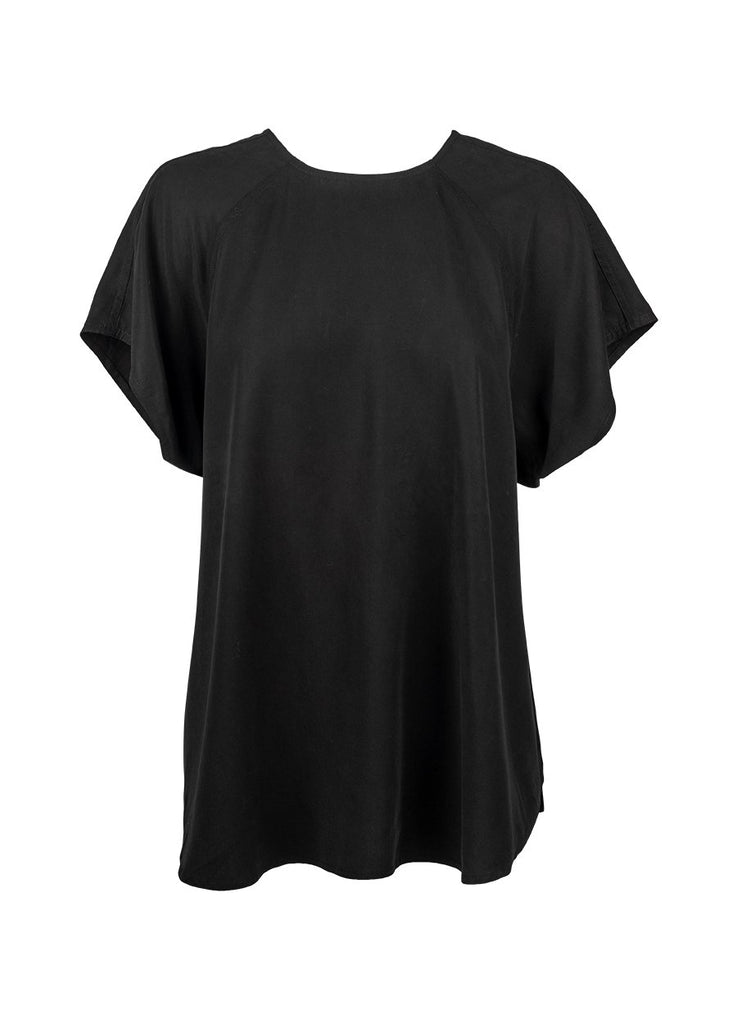 FWRD The Label Sian Top Black