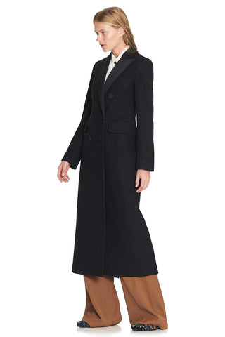 Camilla and Marc  Helene Coat Black
