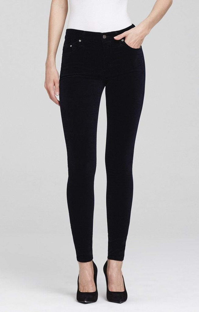 Citizens of Humanity  Rocket High Rise Skinny  Midnight Velour