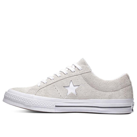 5c447ef67993 Converse One Star Suede Low Top White White