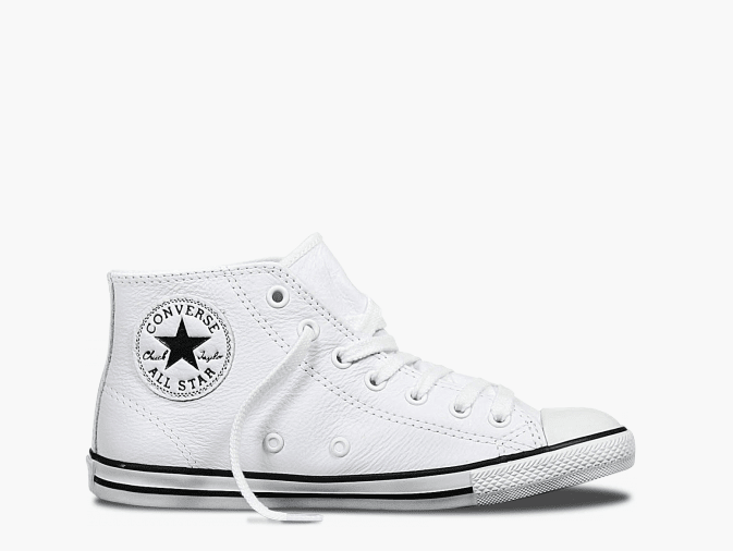 543f046bd4d2b2 Converse Chuck Taylor All Star Dainty Mid Leather