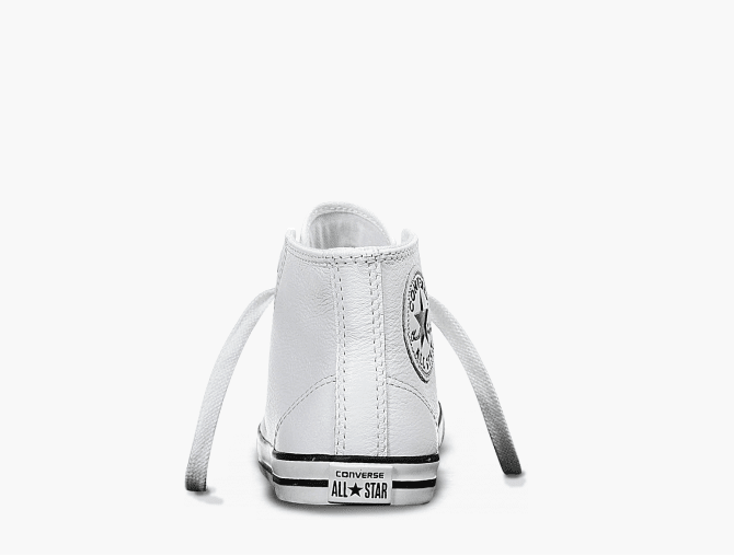 Converse Chuck Taylor All Star Dainty Mid Leather