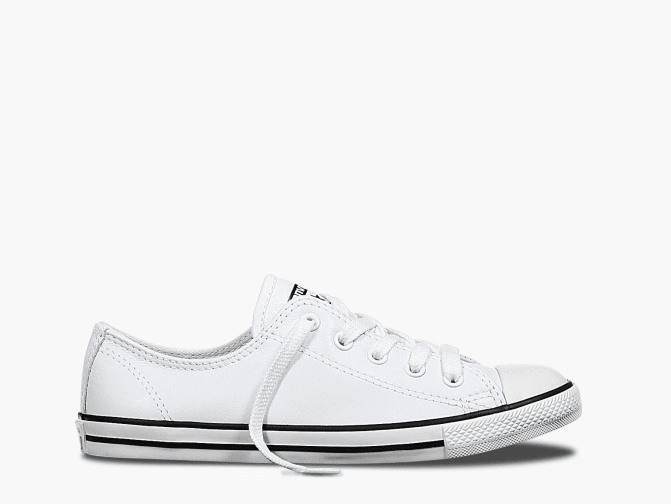 8e4c2c85f317 Converse Chuck Taylor All Star Dainty Ox Leather