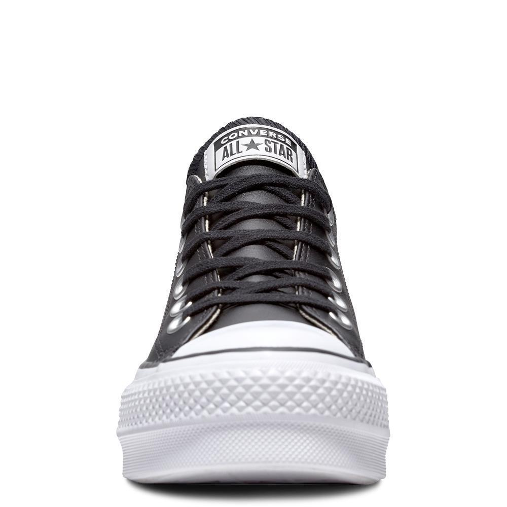 Converse CT Lift Leather Low Black