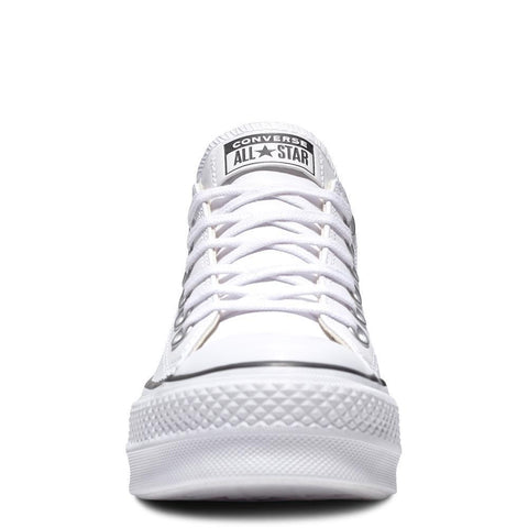 Converse CT Lift Leather Low White