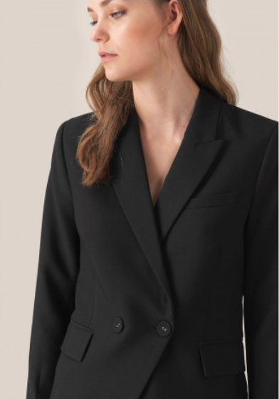 Second Female Honny Blazer in Black