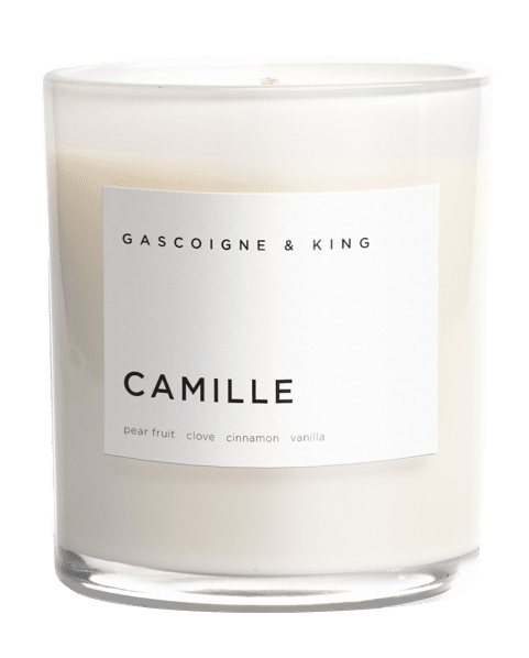 Gascoigne & King Camille Candle 400ml