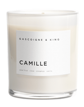 Gascoigne & King Camille Candle