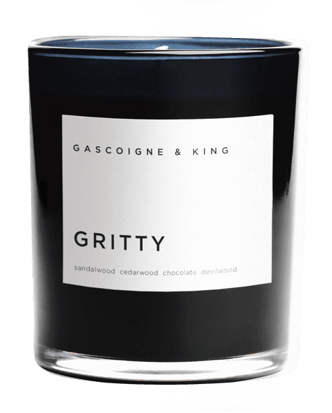 Gascoigne & King Candle Gritty