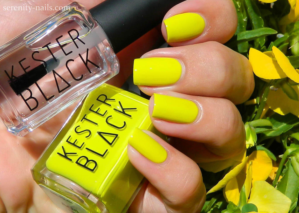 Kester Black Nail Polish Acid