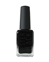 Kester Black Nail Polish Black Rose