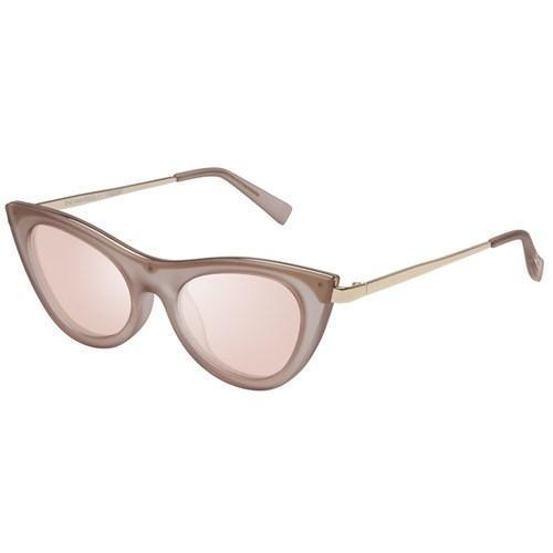 Le Specs Enchantress Sunglasses Matte Stone