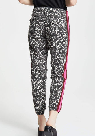 Mother No Zip Misfit Pant Jungle Eyes