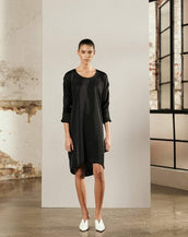 One Fell Swoop Forme Dress Black