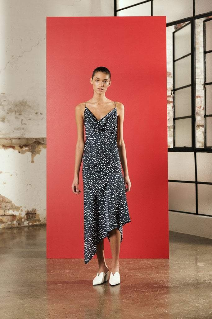 One Fell Swoop Monica Slip A Pois Print