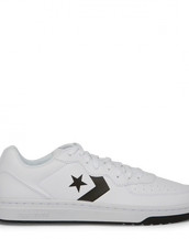 Converse / Rival Leather Cons Force Low / White Black White