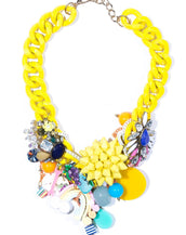 Rummage Designs Mrs Diaz Necklace