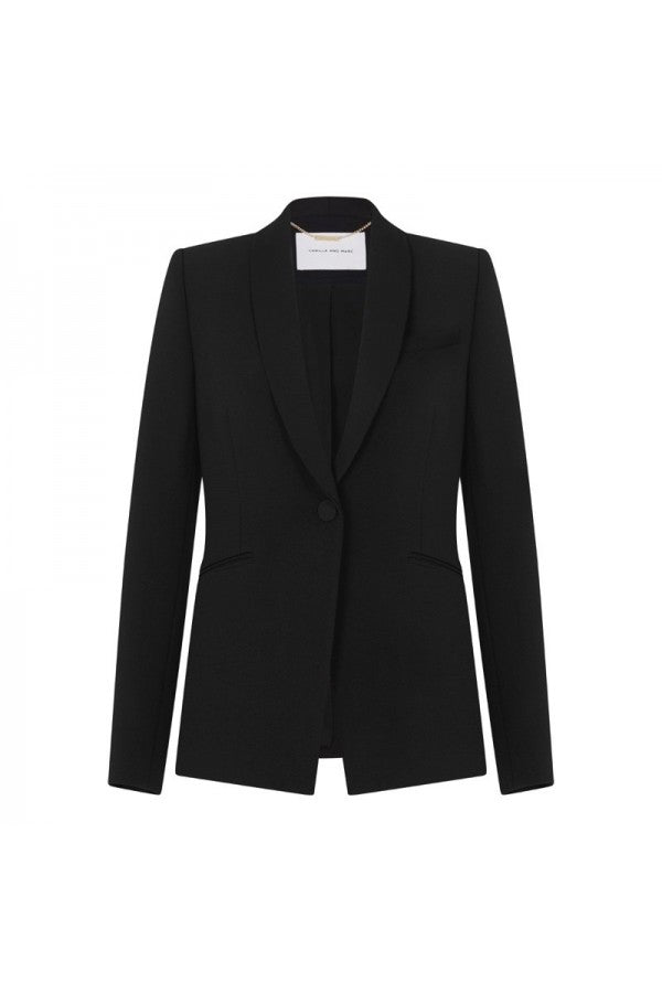 Camilla and Marc Elita Jacket Black