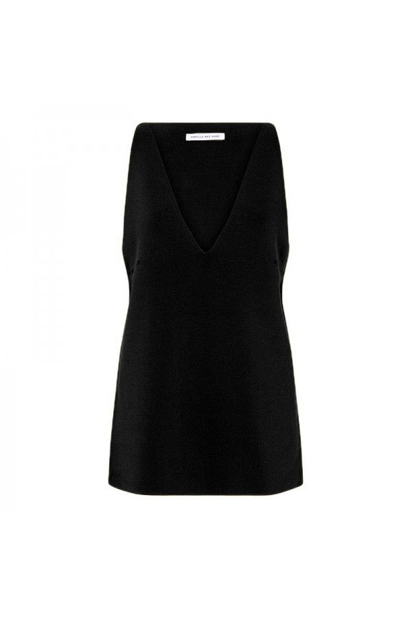Camilla and Marc Ferelly Knit Cami Black