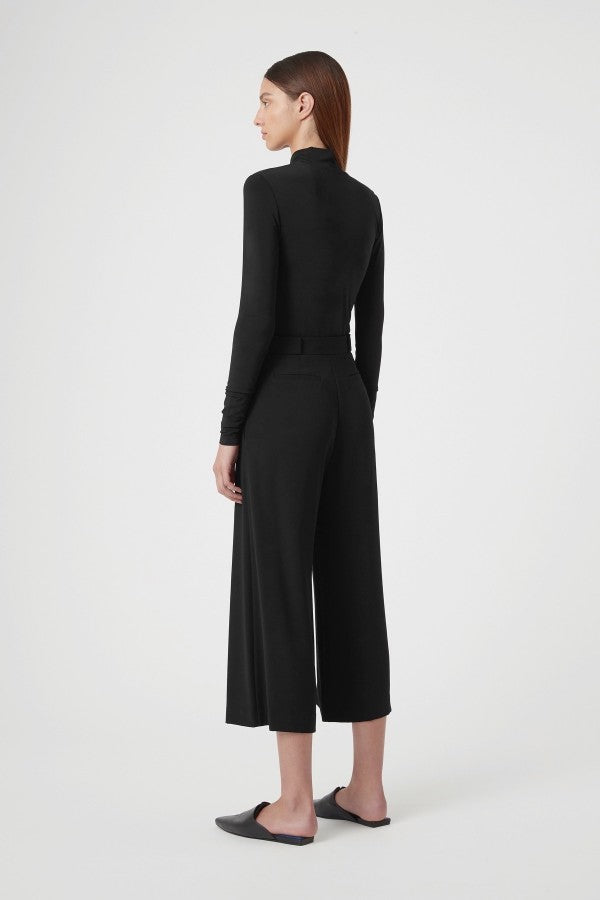 Camilla and Marc Valerie Wide Leg Trouser Black