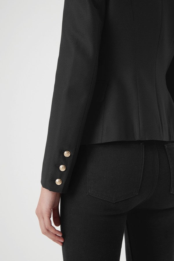 Camilla and Marc Marguerite Blazer Black