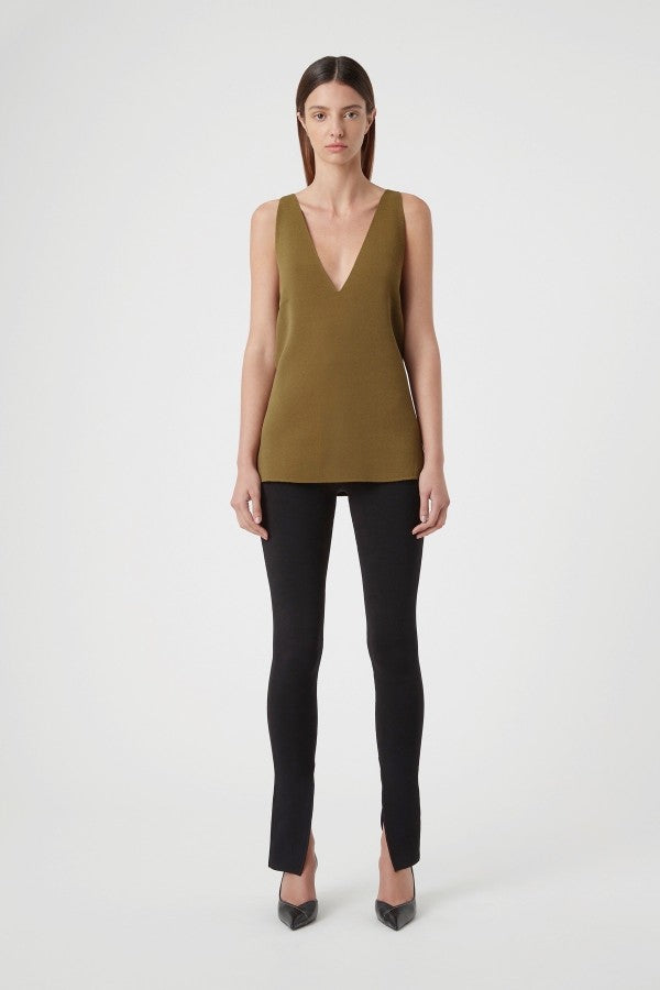 Camilla and Marc Ferelly Knit Cami Sage
