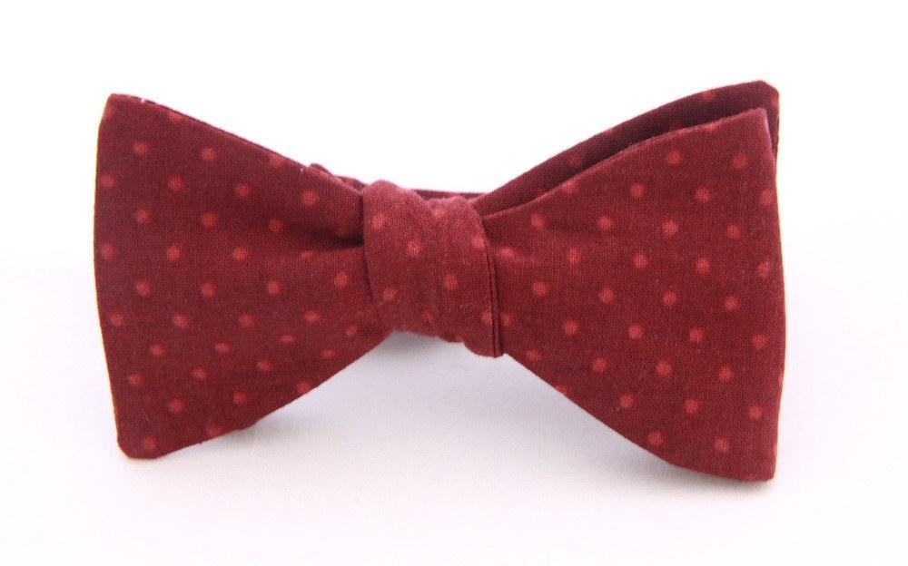 The Enthusiast Bow Tie